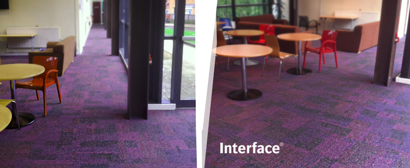 Interface Transformation Carpet Tiles