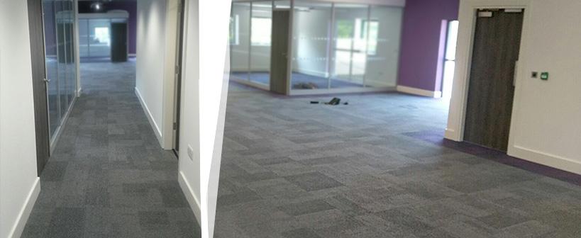 Interface Transformation Floor Design
