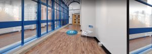 Social Distancing Flooring